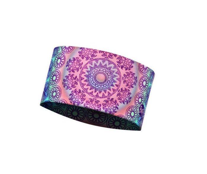 ├登山樂┤西班牙 BUFF 優雅紫羅蘭 Coolmax 抗UV頭巾 # BF113649-619