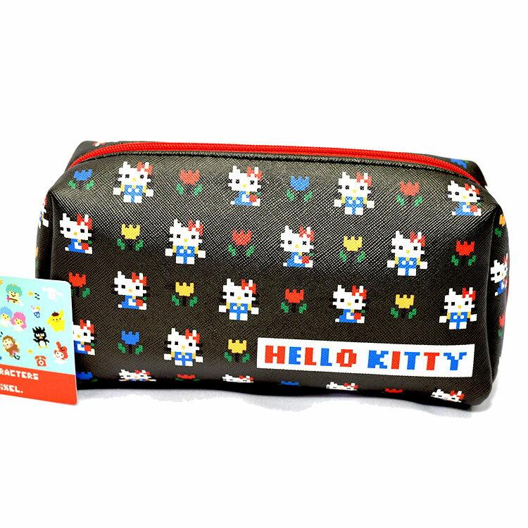 Sanrio 家族 TOKYO PIXEL 聯名包 筆袋 化妝包 包包 收納包