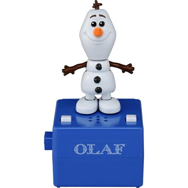 【真愛日本】 16051200005踢踏舞-雪寶 預購   迪士尼 冰雪奇緣 Frozen   踢踏舞 玩具 擺飾