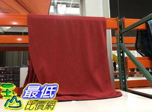 [COSCO代購] C586900 COLEMAN FLEECE LINER 戶外多用途刷毛毛毯 展開約168X191公分