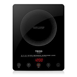 【TECO東元】微電腦觸控不挑鍋電陶爐 XYFYJ010