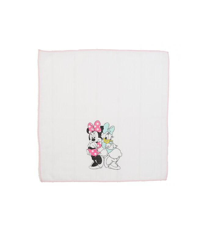 ViViBaby - Disney迪士尼米妮黛西超柔紗布手帕 (3入) 1