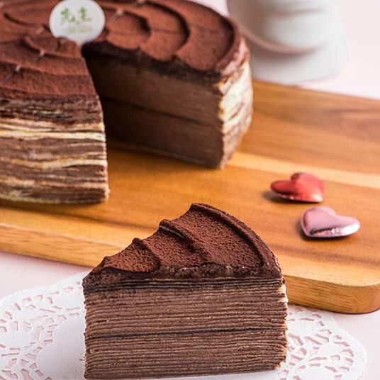濃情巧克力 6吋