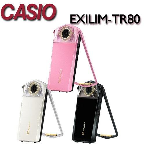 CASIO EX-TR80 自拍神器