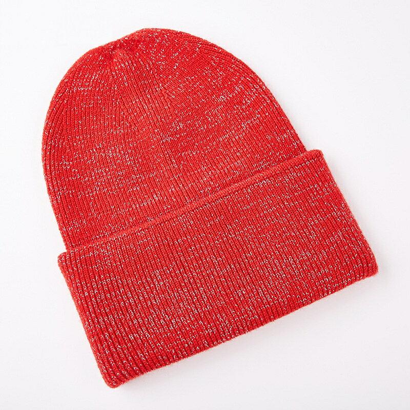 毛帽羊毛針織帽-護耳加厚保暖百搭男女帽子5色73wj44【獨家進口】【米蘭精品】 2