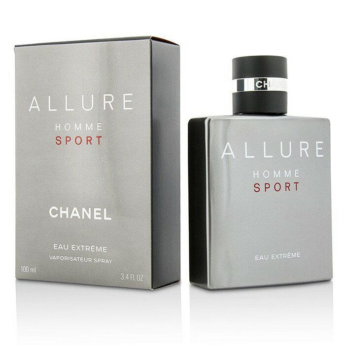 Chanel 香奈兒 香奈兒ALLURE男性運動香水 極限版  100ml/3.4oz