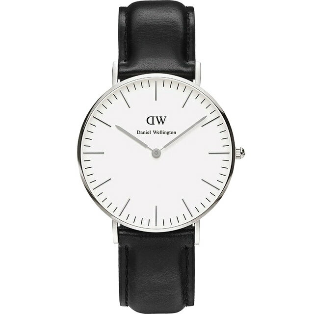 【公司貨】Daniel Wellington DW 瑞典簡約風格 36mm /日本機芯/復古 / DW00100053