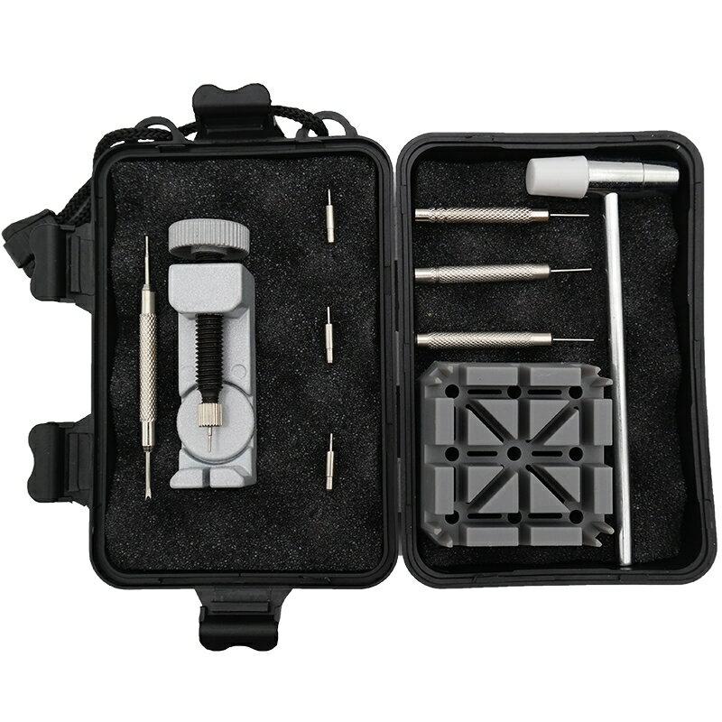 修表工具套裝螺絲刀大全專用專業壓蓋器換表鏈戴帶拆卸起針大全鋼