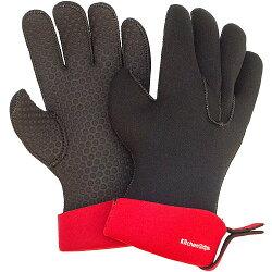 《CUISIPRO》五指止滑隔熱手套(黑S一對)