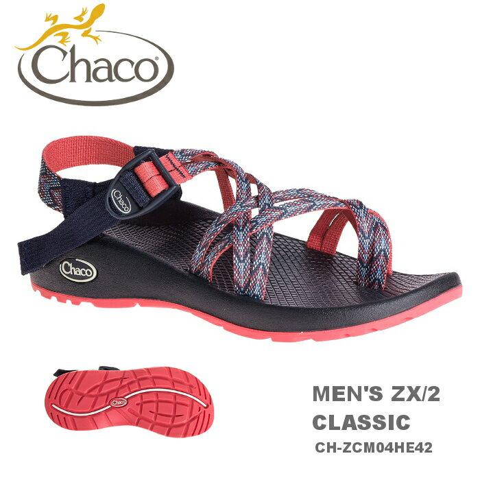 【速捷戶外】美國 Chaco ZX/2 越野運動涼鞋 女款CH-ZCW04HE42 -雙織夾腳(印象日蝕),戶外涼鞋,運動涼鞋