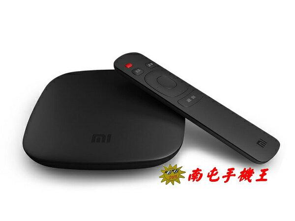 ※南屯手機王※小米盒子 4K Android TV 6.0 HDR 影音 / 藍牙語音遙控器 HDMI2.0a【宅配免運費】