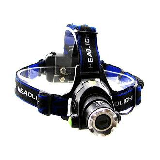 【露營趣】中和 TNR-103 T6/U2升级XML-L2 LED頭燈 18650 登山頭燈 露營工作釣魚1000流明
