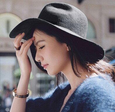 毛呢帽禮品帽漁夫帽創意禮帽遮陽帽