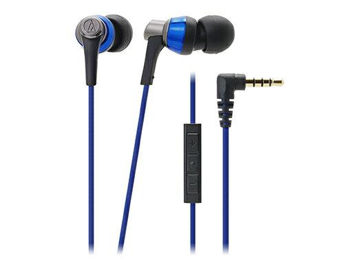 耀您館★日本鐵三角線控耳麥ATH-CKR3i耳道耳機適蘋果iPhoneiPodiPad654airprominiMacbook收音+錄音mic
