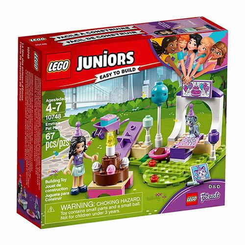 樂高積木 LEGO《 LT10748》2018 Junior 初學級系列 - Emma\
