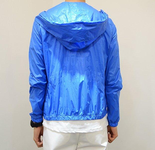 潮流 風衣 藍色 薄款 不悶熱 SQUAD AES REMIX BOX NIKE