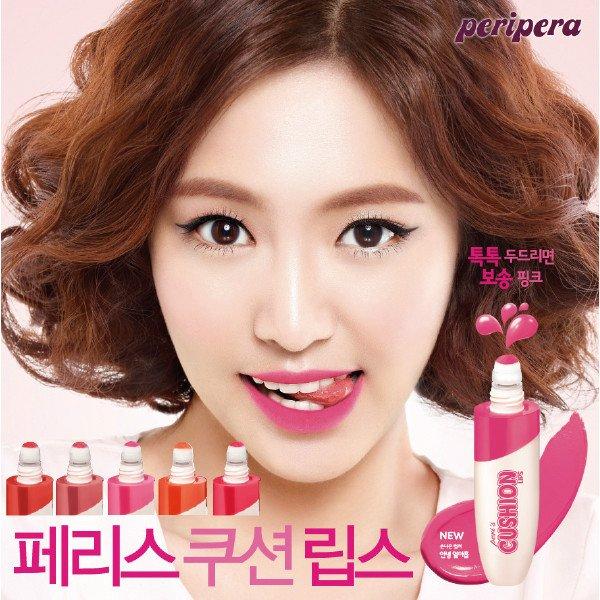 韓國Peripera霧面絲絨唇彩8ml【櫻桃飾品】【21102】