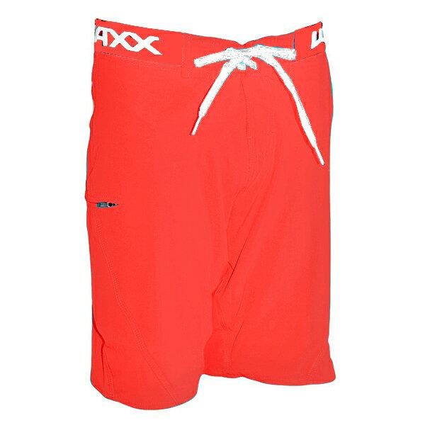 《WAXX》紅色基本款 高質感吸濕排汗運動海灘衝浪褲,131-WA-MF3112,WAXX
