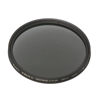*兆華國際* Kenko PRO 1D CPL (W) 62mm 特殊多層鍍膜環型偏光鏡 含稅價