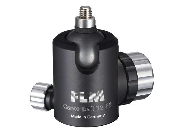 *兆華國際* FLM CB-32F 球型雲台(萬向雲台) 德國頂級工藝品 超強穩定性 含稅價
