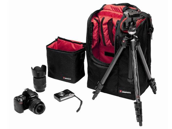 *兆華國際* Manfrotto My World Bag 攝影背包碳纖腳架套裝 732CY+484RC2 含稅價