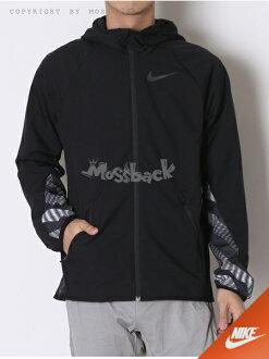 『Mossback』NIKE HYPERSPEED LINED 連帽 外套 條紋 黑色(男)NO:742219-010