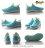 『Mossback』ADIDAS CC SONIC W 輕量 透氣 慢跑鞋 湖水綠(女)NO:AQ4715 2
