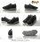 『Mossback』ADIDAS LOS ANGELES 網布 透氣 慢跑鞋 黑白(男)NO:S42019 2