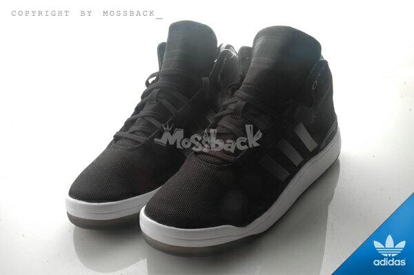『Mossback』ADIDAS VERITAS 運動 復古 慢跑鞋 黑白(男)NO:S75633 1