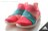 『Mossback』ADIDAS CC SONIC W 襪套 懶人 慢跑 粉橘藍(女)NO:S78230 1