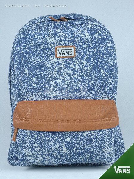 『Mossback』VANS G DOREN II BACKPA 雙肩 後背包 藍白NO:562405BS