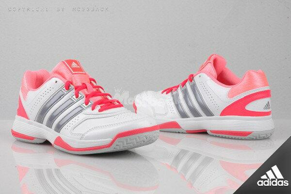 ~Mossback~ADIDAS RESPONSE ASPIRE STR W 皮革 網球鞋