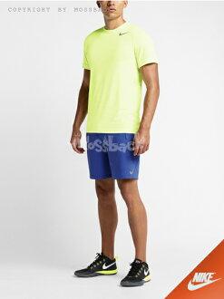 『Mossback』NIKE FLEX-REPEL 訓練 短褲 寶藍(男)NO:645389-480