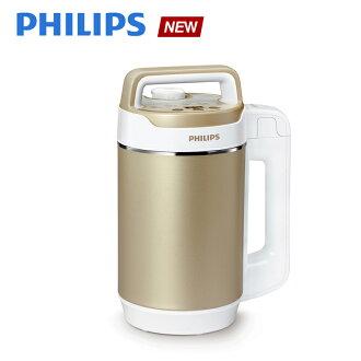 預購【飛利浦 PHILIPS】免濾金營養料理機(HD2089)送厚片烤麵包機(HD2595)+佳麗寶保養組