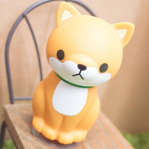 PGS7柴犬系列商品-日貨可愛柴犬造型牙刷座柴柴犬系【SFJ71678】