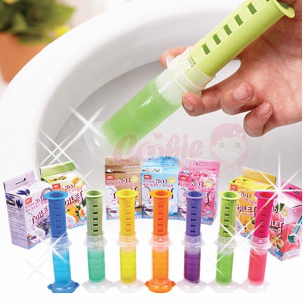 韓國ABM韓國先生JSP潔廁清香凍馬桶芳香劑廁所清香清潔劑居家浴室(36g支)