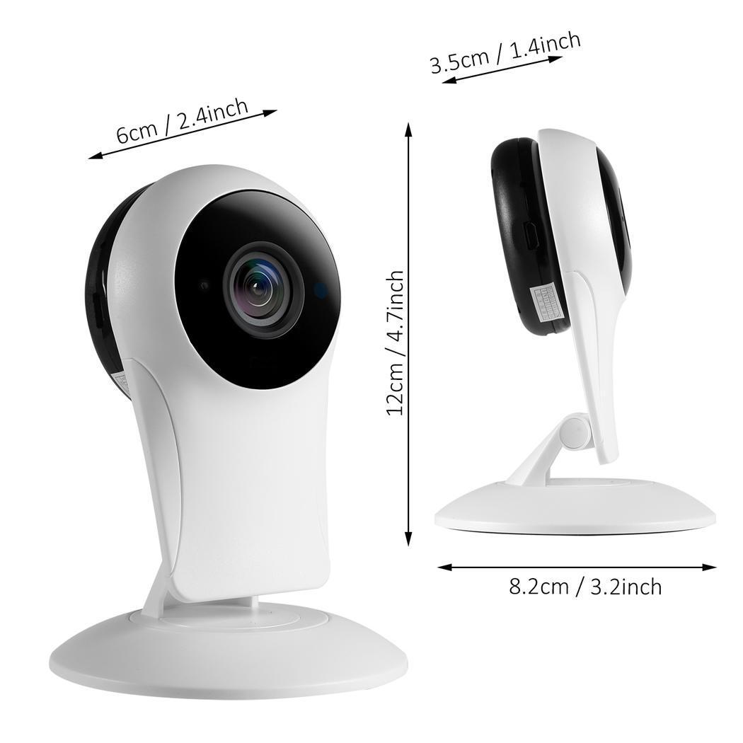 HC13SA/HC13ST1/2 Wifi IP Surveillance Mini Camera 4