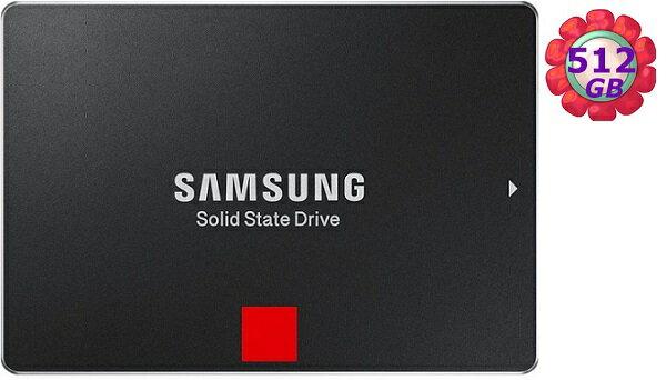SAMSUNG 三星 SSD【512GB】850 Pro【MZ-7KE512BW】2.5吋 SATA 6Gb/s 內接式固態硬碟 固態硬碟