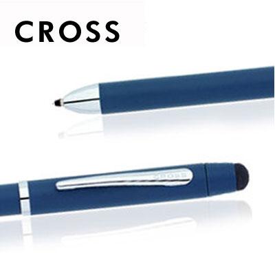 ~CROSS~新世紀TECH 3系列 AT0090~2 藍色三用筆  支