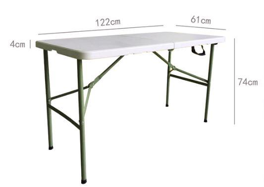 《沛大旗艦店》$1299戶外休閒折疊桌會議桌娛樂桌燒烤桌餐桌擺攤展示桌休閒桌露營桌野餐桌【S68】