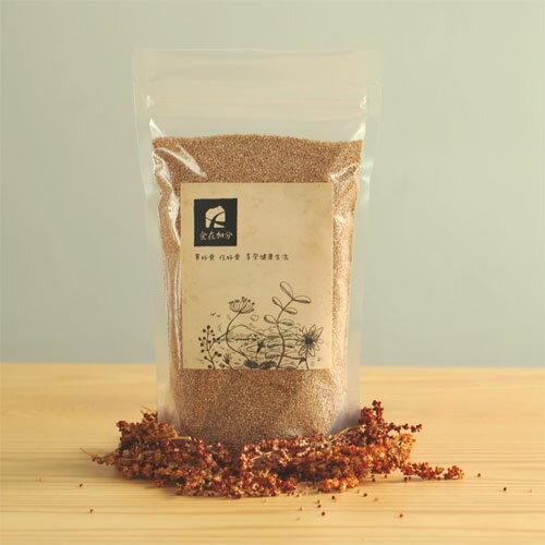 【食在加分】台灣紅藜Taiwan Quinoa /300克(已脫殼)-背靠大武山面向太平洋的台灣原生紅藜 0