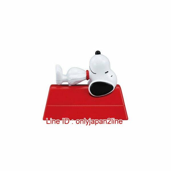 【真愛日本】17010700010合金公仔-SN躺紅屋   史努比 SNOOPY  收藏 模型  正品 限量