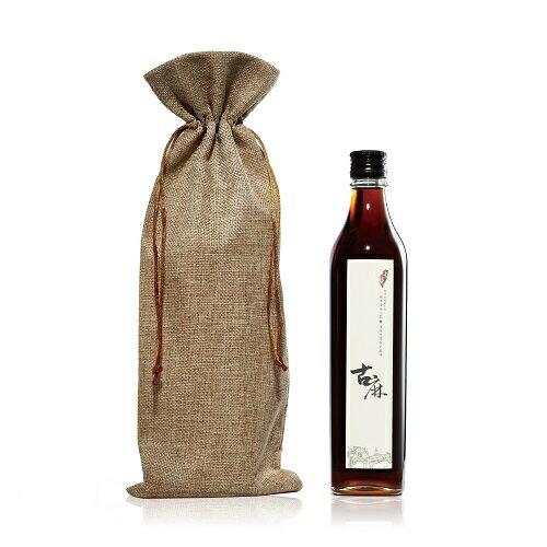 【古麻】頂級台灣黑芝麻油 伴手禮提盒