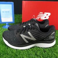 New Balance 美國慢跑鞋/跑步鞋推薦【iSport愛運動】New Balance 慢跑鞋 公司正品  M860BK9 男款 大尺碼