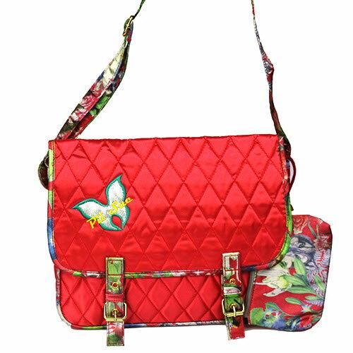 曼谷蝴蝶包 單肩包 側肩包 方型包 媽媽包 書包
