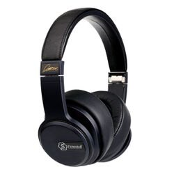 【迪特軍3C】FONESTUFF 蕭敬騰簽名款【Drama5】Hi-Fi 劇院耳罩式耳機 耳機 - 古典炭黑灰