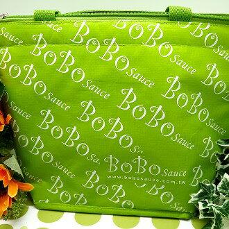 BoBo醬料館保溫禮盒袋 帶便當或野餐時的最佳良伴 (PE船型保溫袋23*13*24cm)- BoBo泰式美食醬料館