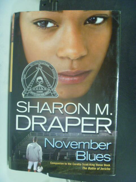 ~書寶 書T3/原文小說_HHE~November Blues_Draper Sharon