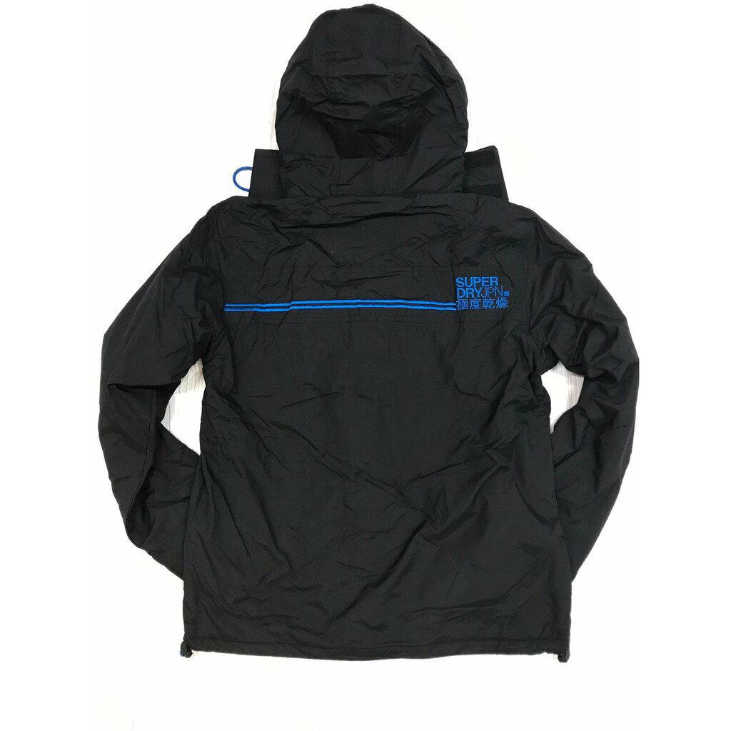 Superdry 極度乾燥外套 男款 內刷毛三拉鍊連帽夾克 防風防潑水 3色 英國正品現貨 7