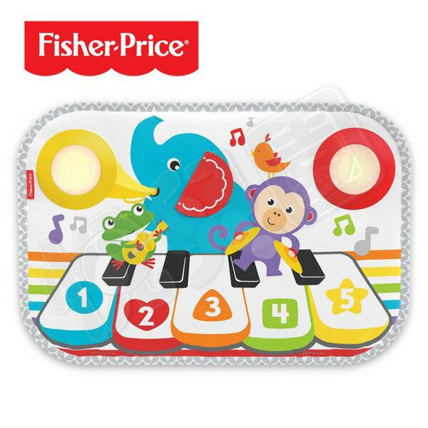 Fisher-Price 費雪 輕便版智玩踢踢琴【悅兒園婦幼生活館】